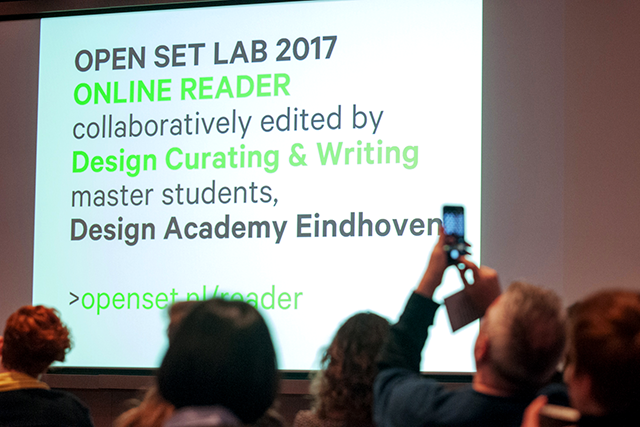 open set dutch design summer school 2015